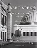 img - for Albert Speer: Architecture 1932-1942 book / textbook / text book