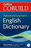 Collins COBUILD Advanced Learner's English Dictionary: Paperback with CD-ROM