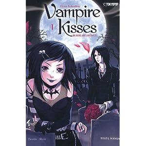 Vampire Kisses, Tome 1 :