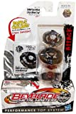 Beyblades Metal Masters Attack Battle Top #BB122 Bakushin Susanow