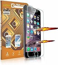 "YOUZZON Protector De Pantalla De Cristal Templado De Alta Calidad Para iPhone 6 4.7""+Trapo+Pasta limpiadora"