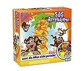 Toy - Mattel 52563 - S.O.S. Affenalarm, Geschicklichkeitsspiel