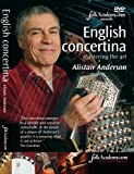 English Concertina Mastering The Art Alistair Anderson [DVD] [2011] [Region 0]