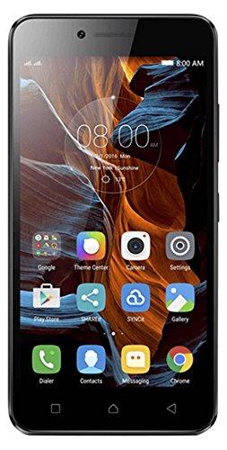 Lenovo Vibe K5 Smartphone, display 5 pollici, Fotocamera 13Mpx, 16 GB, Octa-Core 1.4 GHz, 2 GB RAM, Grigio [Francia]