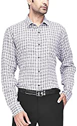 VikCha Men's Casual Shirt PCPL 1110037_XL