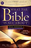 img - for What the Bible Is All About: Revised-NIV Edition Bible Handbook book / textbook / text book