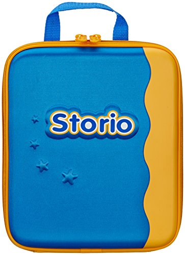 VTech Storio - Bolsa de transporte para Storio, color azul (80-200849)