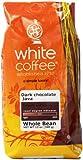 White Coffee Whole Bean Coffee, Dark Chocolate Java, 12 Ounce