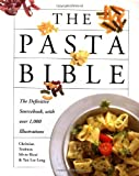 img - for The Pasta Bible - The Definitive Sourcebook, With Over 1000 Illustrations book / textbook / text book