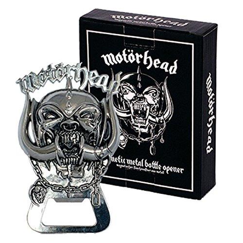 Motörhead Apribottiglia Bottle opener War Pig 3D 10 cm KKL