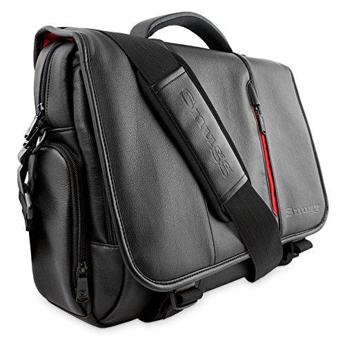 sac-ordinateur-snugg-156-sac-besace-pc-sacoche-travail-en-cuir-noir-pour-laptop-portable-et-tablette