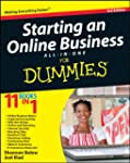 Starting an Online Business All-in-On...