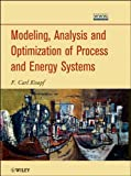 img - for Modeling, Analysis and Optimization of Process and Energy Systems book / textbook / text book