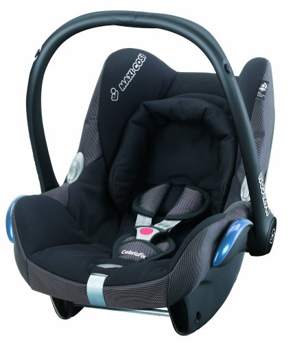 Maxi-Cosi CabrioFix Infant Carrier Car Seat (Black Reflection)