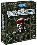 Duopack: Piratas Del Caribe 1-4 + Bonus Disc [Blu-ray]