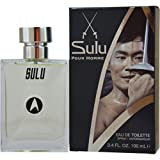 Star Trek Sulu Eau de Toilette Spray, 3.4 Ounce