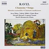 Ravel : Chansons...