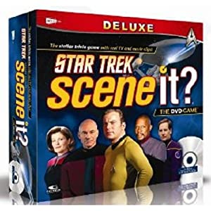 Scene It?  Deluxe Star Trek Edition