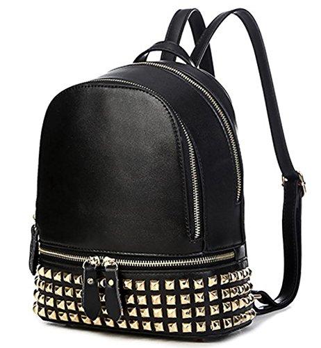 GQ-WOMEN BAG Donne in pelle zaino 2016 nuove stile borsetta in pelle borsa borsa coreana semplice moda Liu Dingnv , 3