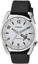 Comprar Citizen AW0010-01AE - Reloj (Pulsera, Masculino, Vidrio, Cuero, 1.1 cm, 67g, 4.2 cm)