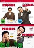 Monk - Die komplette 5. + 6. + 7. + 8. Staffel (16-Disc / 4-Boxen)