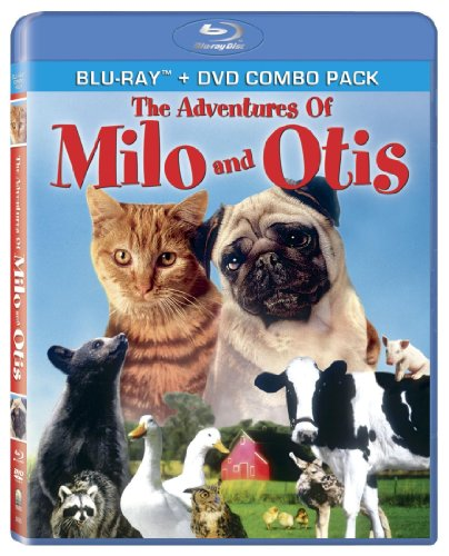 The Adventures of Milo and Otis (Two-Disc Blu-ray/DVD Combo)