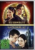 DVD & Blu-ray - Rubinrot / Saphirblau [2 DVDs]