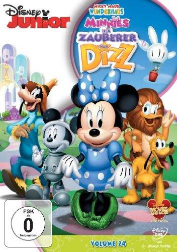 Micky Maus Wunderhaus, Volume 24 - Der Zauberer von Dizz