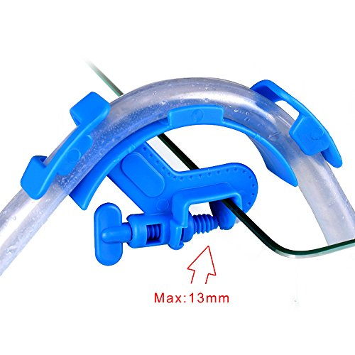 Aquarium auto siphon pump carboss fish tank cleaning water for Fish tank siphon
