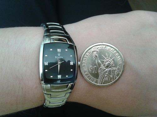Bulova Women's 96P15 Diamond Watch