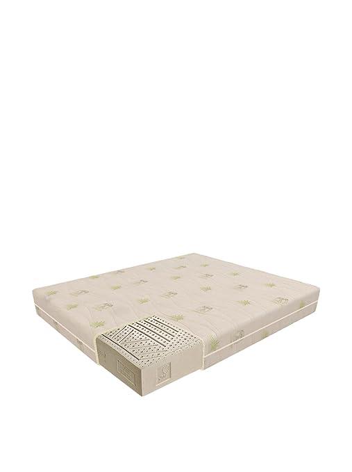 Sanidorm Ankaa–Latex-Matratze, 80x 190x 20cm), weiß