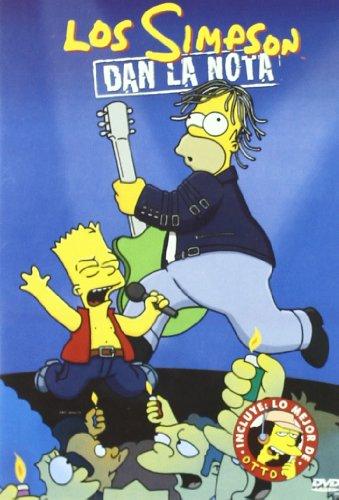 Los Simpson Dan La Nota [Import espagnol]