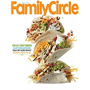 1yr Family Circle Subscription