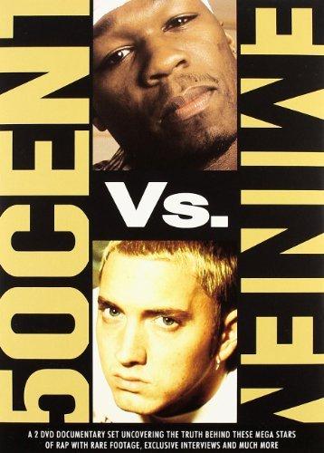 50 Cent Vs Eminem [2007] [DVD] [2001] by 50 Cent & Eminem
