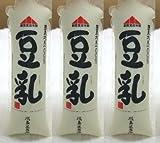 九州産直ネット 無調整豆乳 270ml 10袋 (非遺伝子組換え大豆)(佐賀県産)