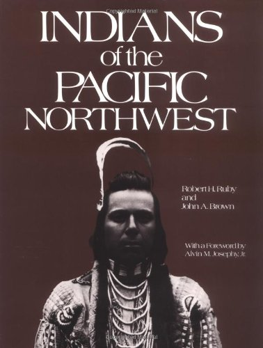 Indians Of The Pacific Northwest: A History (The Civilization Of The American Indian Series) front-457142