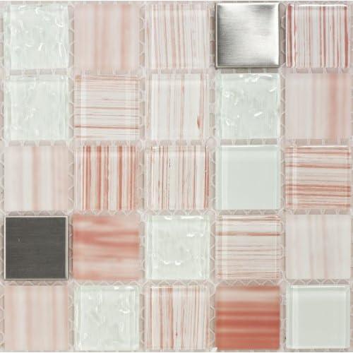 diy network tile backsplash kit 5 ft add pack rose