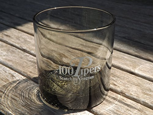 100-pipers-scotch-by-seagram-grey-glass