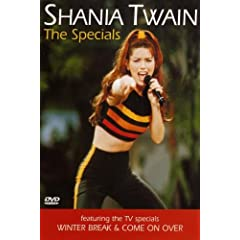 Shania Twain - The Specials (Winter Break / Come On Over)