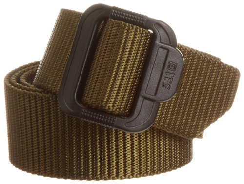 5.11 TDU 1.5-Inch Belt, TDU Green, Medium