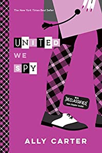 United We Spy by Ally Carter ebook deal