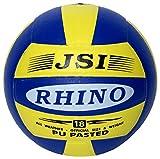 JSI PU Volleyball (4, Blue & Yellow)