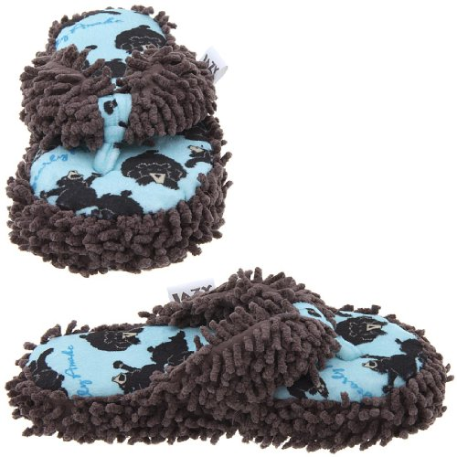 Image of Lazy One Bearly Awake Thong Slippers for Women (B00822UXDC)
