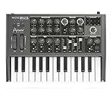 Arturia MicroBrute Analog Synthesizer (Color: Black)