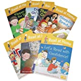 Oxford Reading Tree Read at Home Level 5 Pack - 7 Books Collection RRP�27.93 (Inc Kipper and the Trolls, The Laughing Princess, The Stolen Crown Part 1-2, Sleeping Beauty, Dad's Grand Plan Featuring Kipper, Chip, Biff, Floopy and others) (Read at Home)