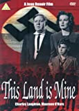 This Land Is Mine [Import anglais]