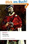 Don Juan and Other Plays (Oxford Worl...