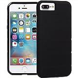 Case-Mate Apple Pay 対応 iPhone7 Plus ケース ハイブリッド タフ マグ, ブラック / ブラック 【米軍MIL規格標準準拠】 CM034780