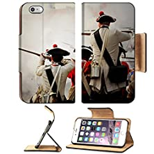 buy Apple Iphone 6 Plus Iphone 6S Plus Flip Pu Leather Wallet Case Soldier Image 24979193 By Msd Customized Premium