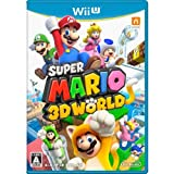 スーパーマリオ 3Dワールド/Wii U/WUPPARDJ/A 全年齢対象 任天堂 WUPPARDJ